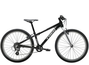 Trek Wahoo 24 24  wheel Trek Black/Quicksilver